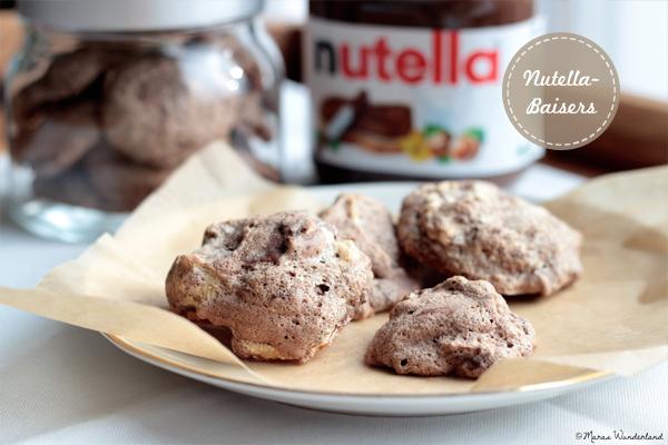 Nutella-Baisers