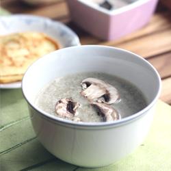 Champignoncrèmesuppe