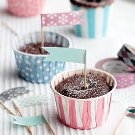 Choco Cheese Cupcakes