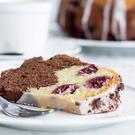 Kirsch-Rum-Kuchen