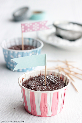 Choco Cheesecake Cupcakes