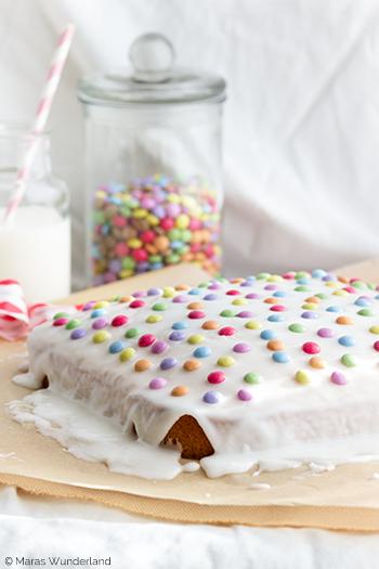 Konfetti Kuchen