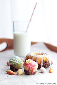 Eierlikoer-Muffins