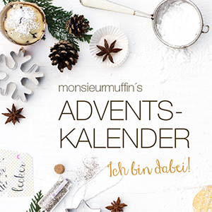 Monsieurmuffins Adventskalender