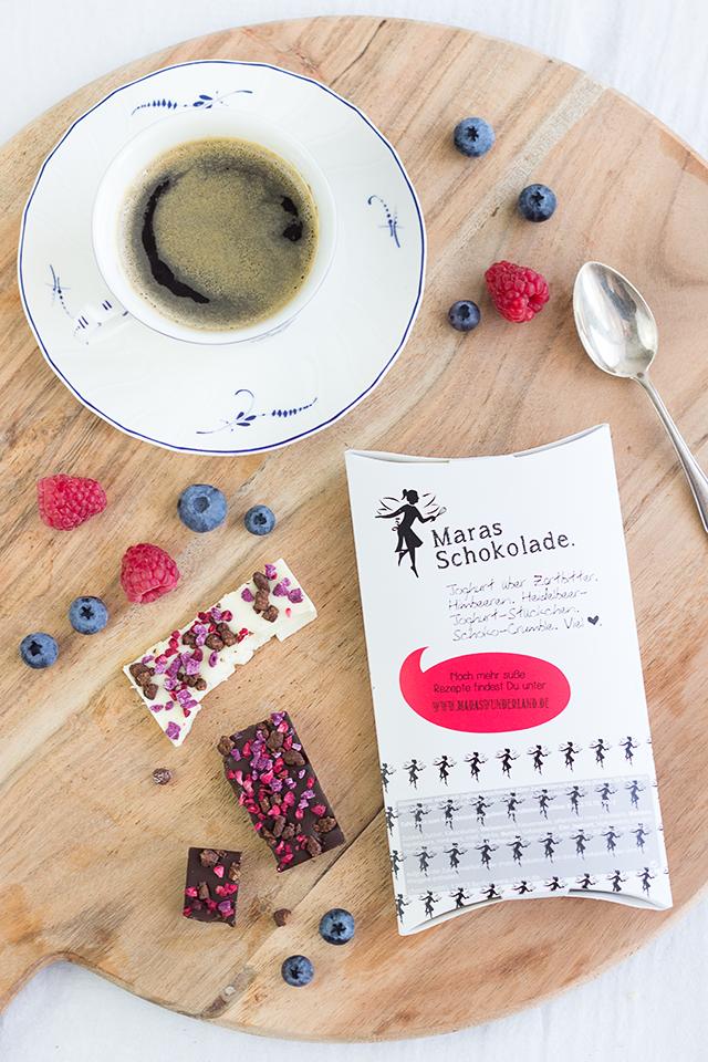 Meine Chocri Blog-Schokolade