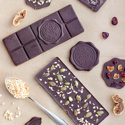 Choqlate: vegane Schokolade zum Selbermachen