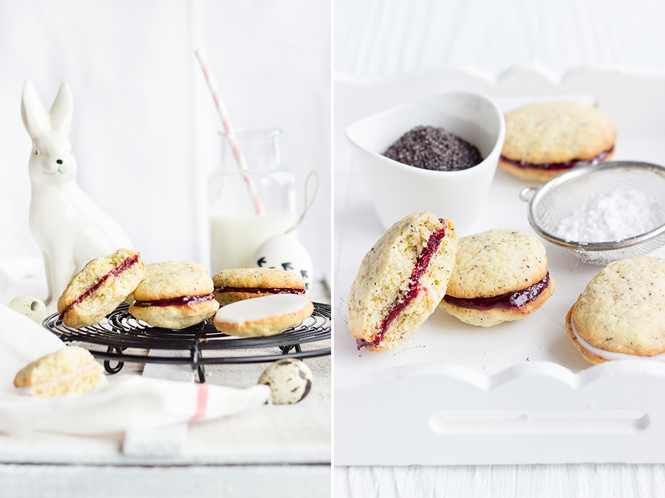 Mohn-Whoopies