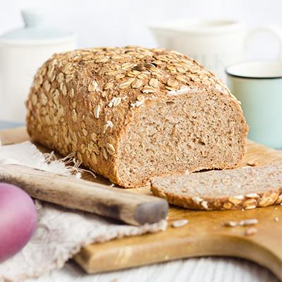Brot von Meisterwerk