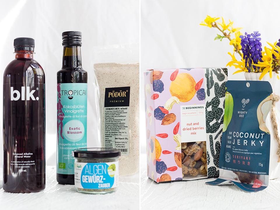 Foodist Produkte