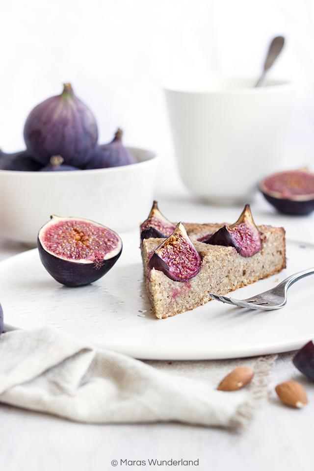 Feigen-Mandel-Kuchen