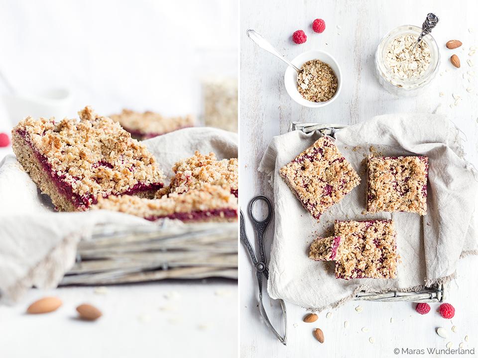 Himbeer-Chia-Streuselkuchen