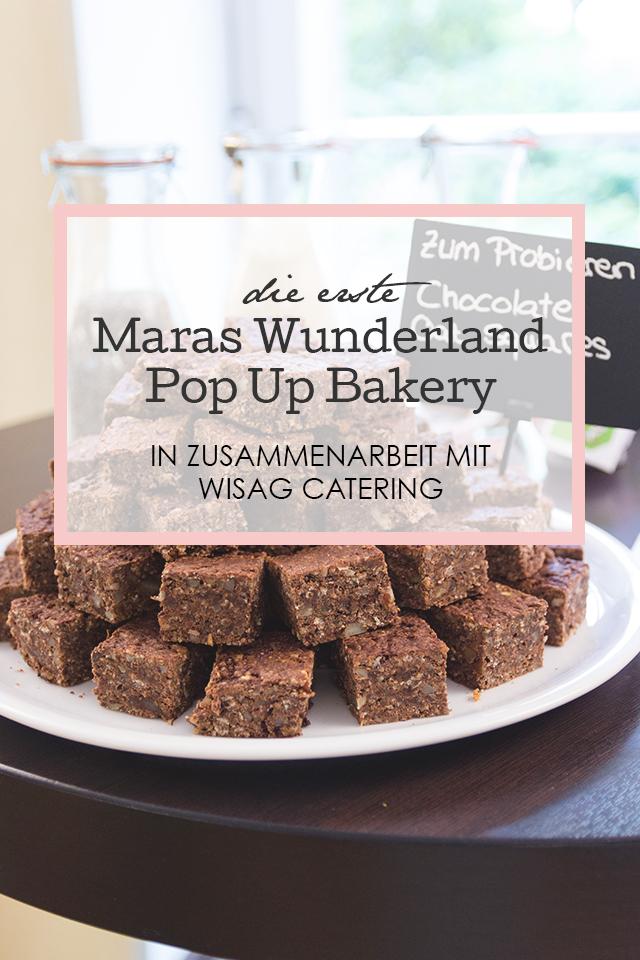 Pop Up Bakery, die erste