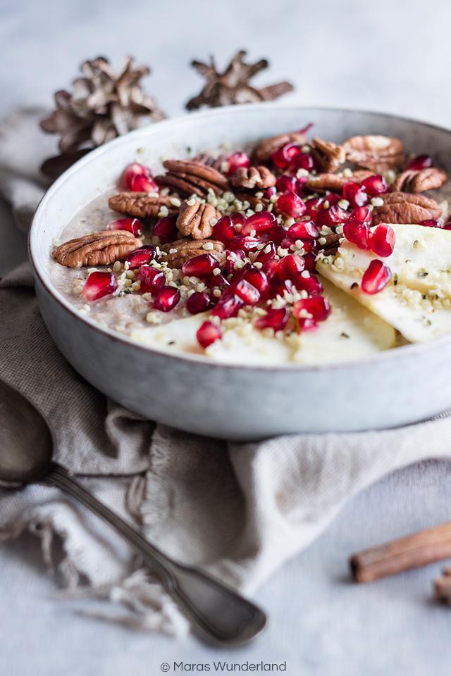Hafer-Buchweizen-Porridge
