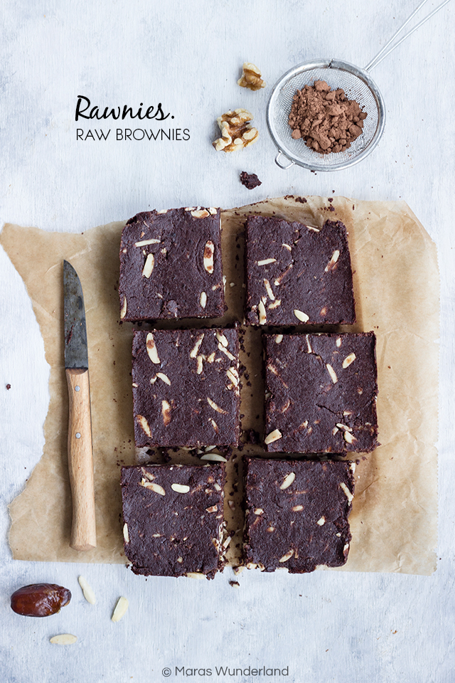 Rawnies - Raw Brownies