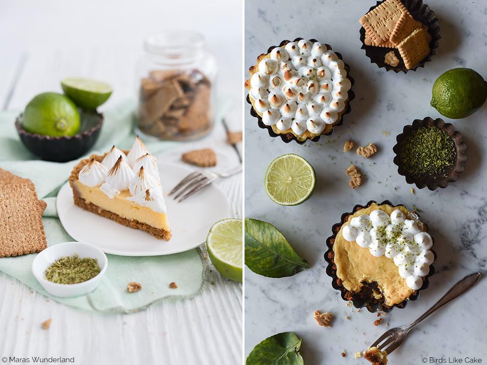 Amerikanischer Klassiker: Key Lime Pie