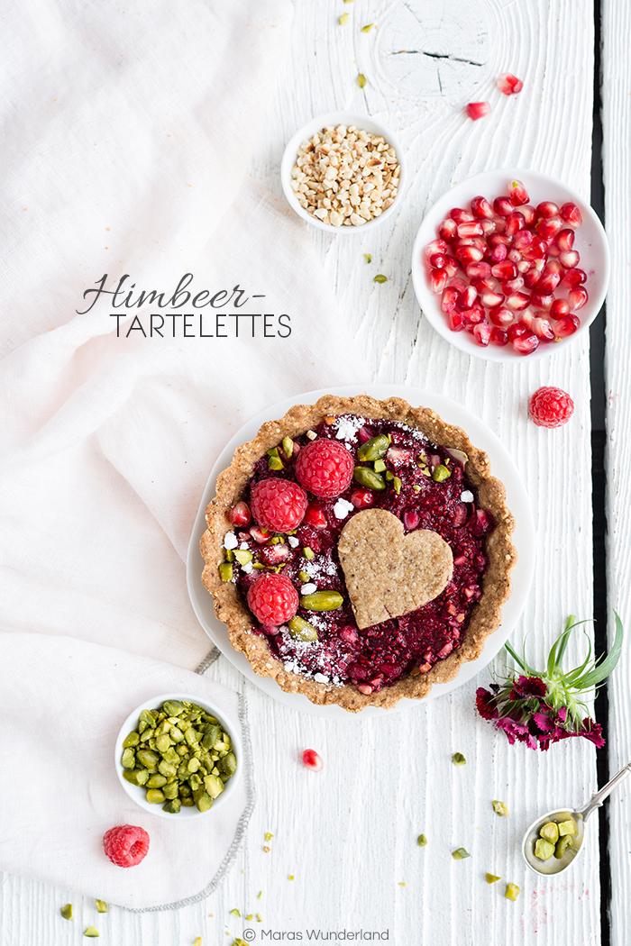 Himbeer-Tartelettes