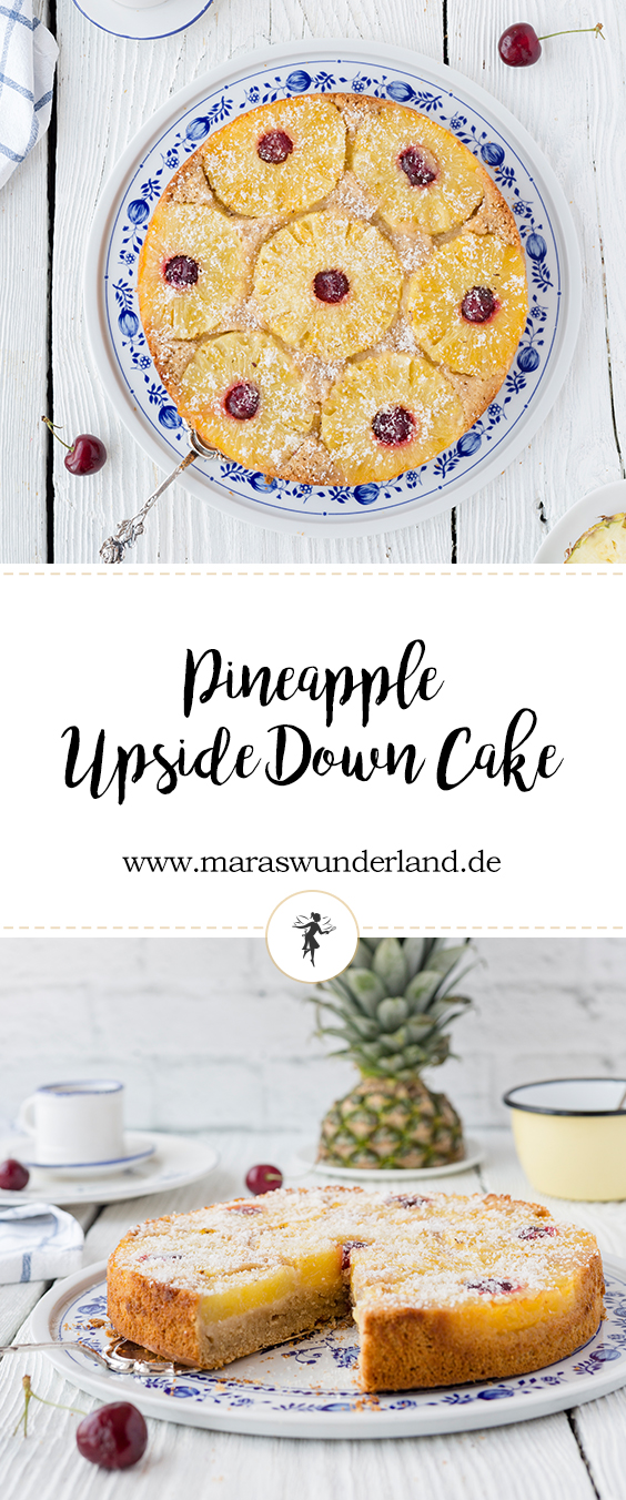 Klassiker: Pineapple Upside Down Cake