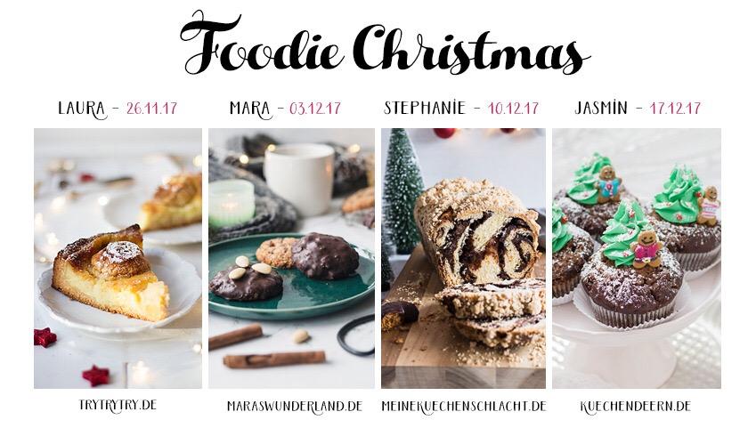 It's Foodie Christmas