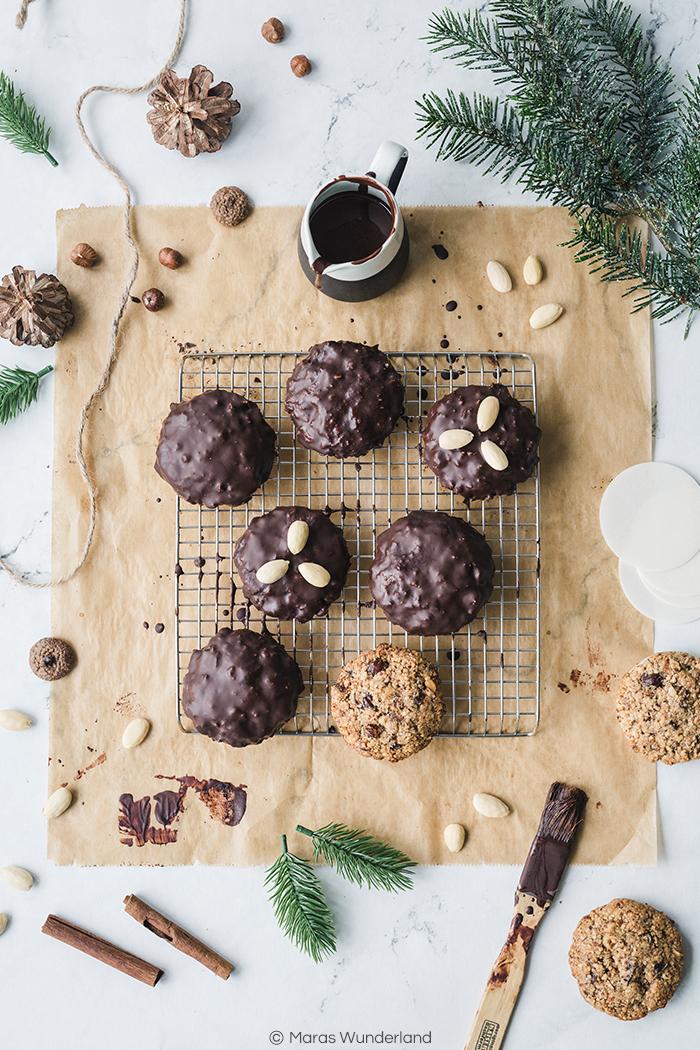 Gesunde und glutenfreie Elisenlebkuchen