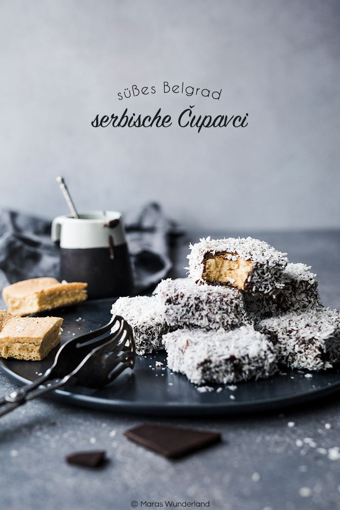 Süßes Belgrad: Serbische Čupavci