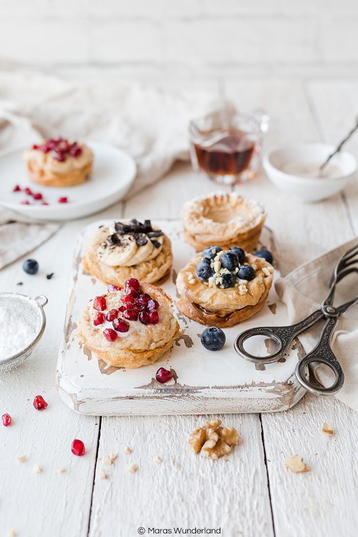 Mini Dutch Babies aka German Pancakes
