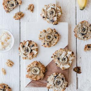 Paleo Banana Cookies